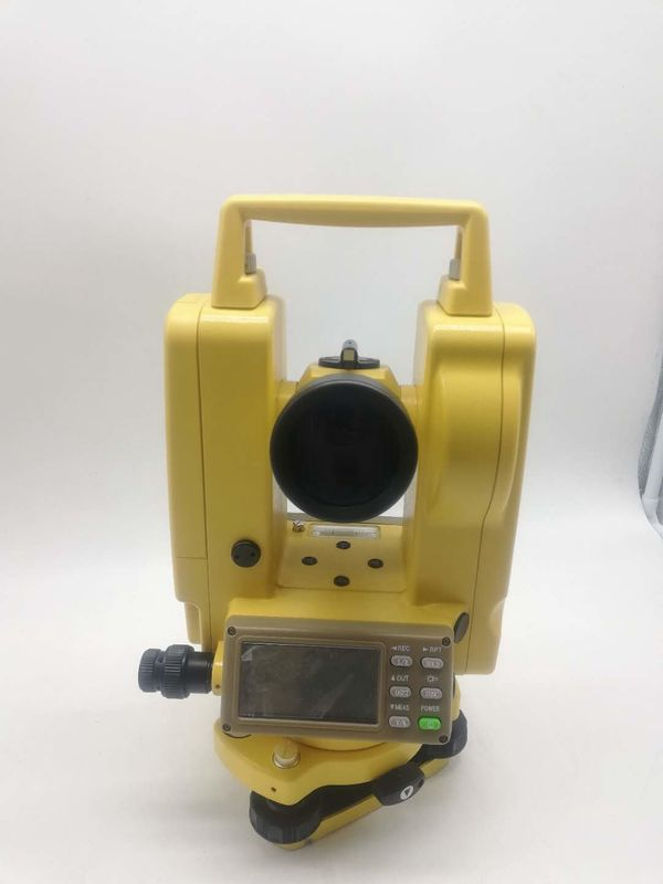 South Brand DT02 Electronic Digital Theodolite high Accuracy with Yellow Color